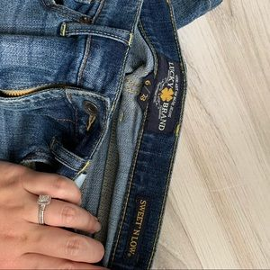 Lucky Brand Jeans - Lucky Brand Sweet n' Low Boot Cut Jeans